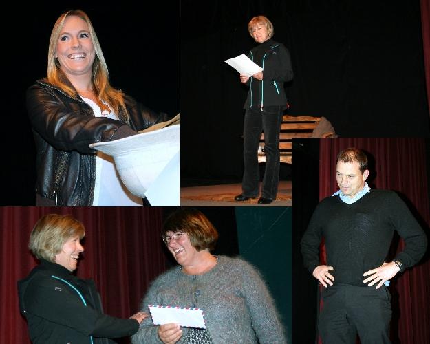 Cape Leopard Trust raffle prize draw
