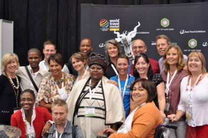 WTM Africa participants