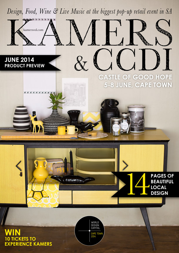 KAMERS Trading at the Castle preview catalogue