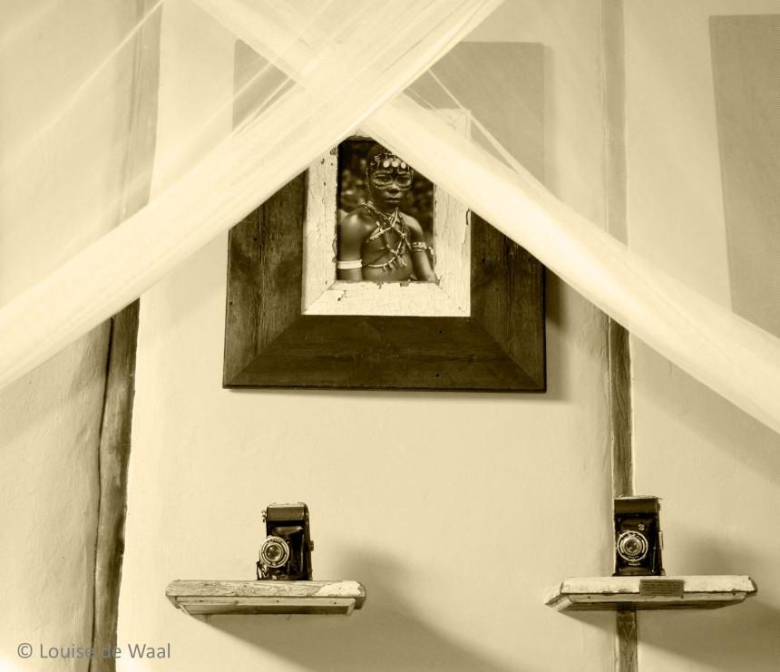 Baines Camp - room interior
