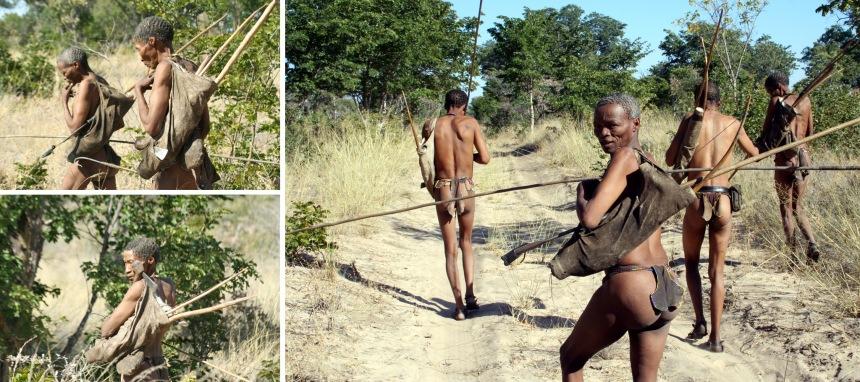 Nhoma Safari Camp San Hunting Responsible Tourism