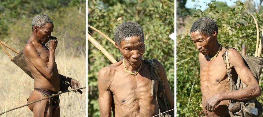 Nhoma Safari Camp San People Namibia Hunt Bow and Arrow
