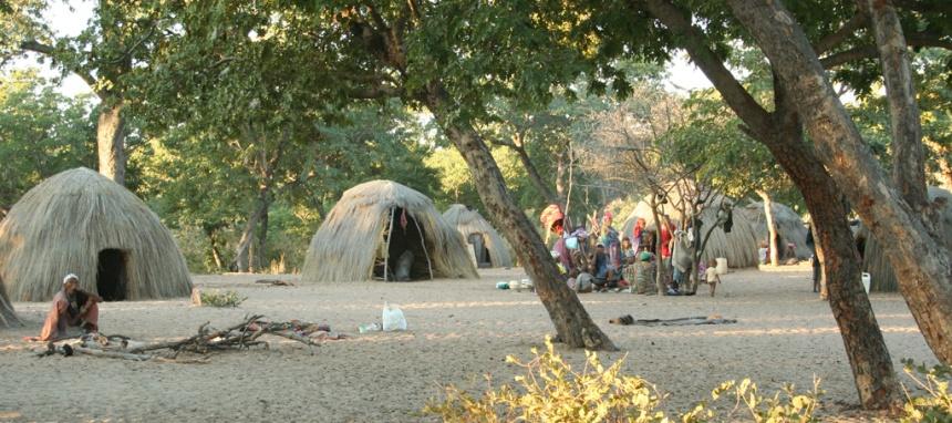 San people Nhoma Safari Camp Namibia Tourism