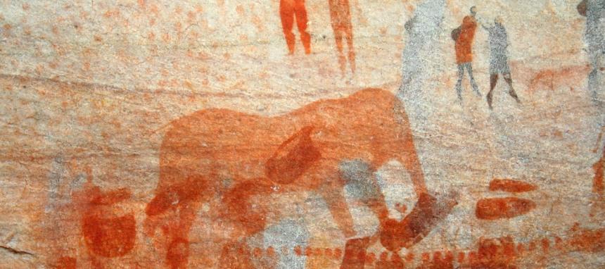 San-Rock-Art-Elephant-Cederberg-Heritage