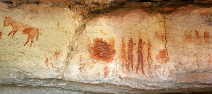 San-Rock-Art-missing-faces-Shaman-Ancient-Cultures