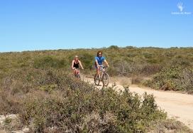 Mountain biking Rocherpan