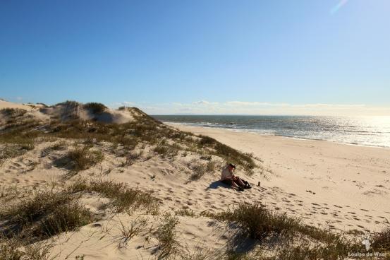 Rocherpan marine reserve Atlantic Ocean