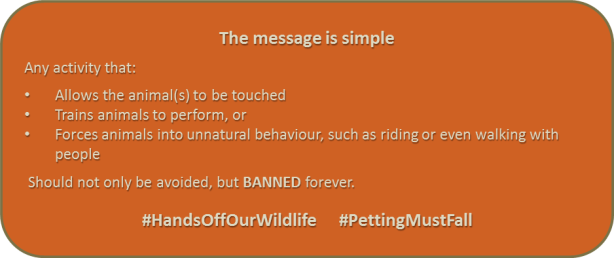 HandsOffOur Wildlife