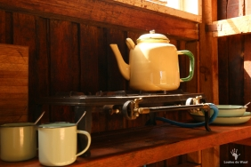 Kitchen detail Gamkaberg CapeNature Reserve
