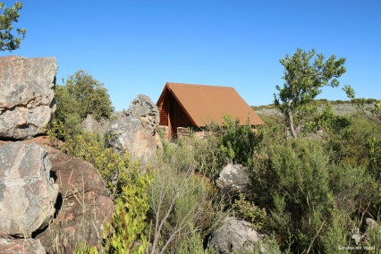 Oukraal herder hiking hut