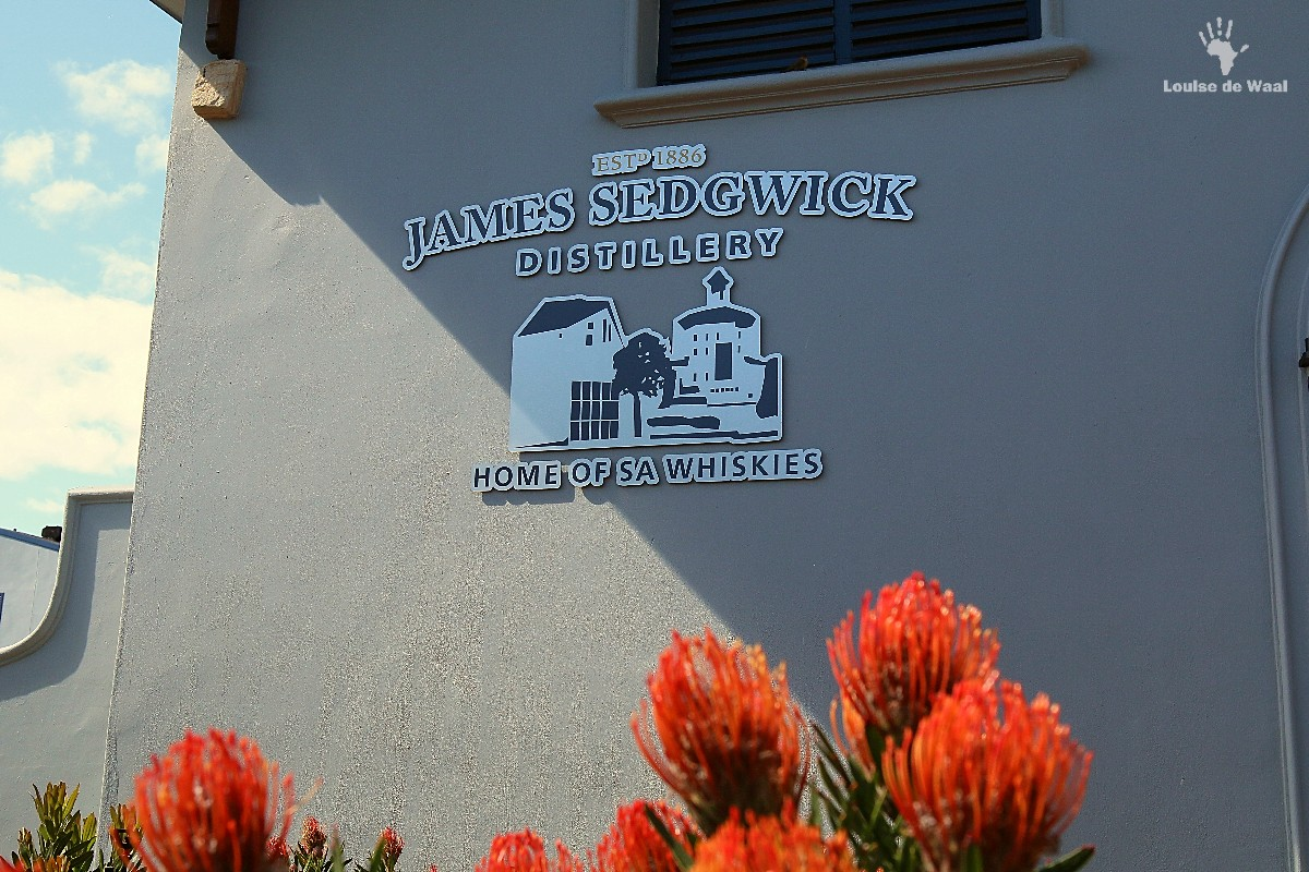 James Sedgwick Distillery - Home of SA Whiskies Wellington