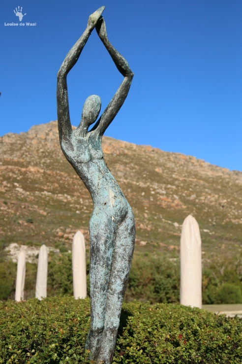 Art at India House, Bastiaanskloof Reserve