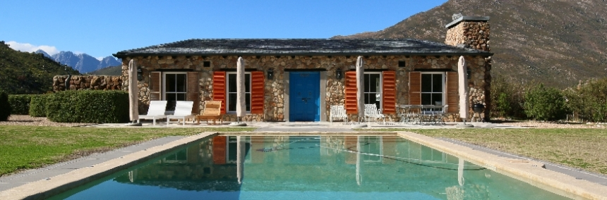 India House - Bastiaanskloof - Bainskloof Pass