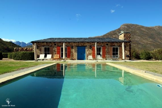 India House at Bastiaanskloof Reserve, Wellington