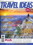 Travel Ideas Mag cover