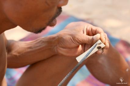 San jewelry making