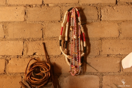Sangoma beads, Limpopo