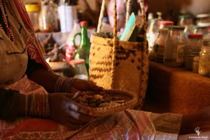 Throwing bones traditional healer Limpopo