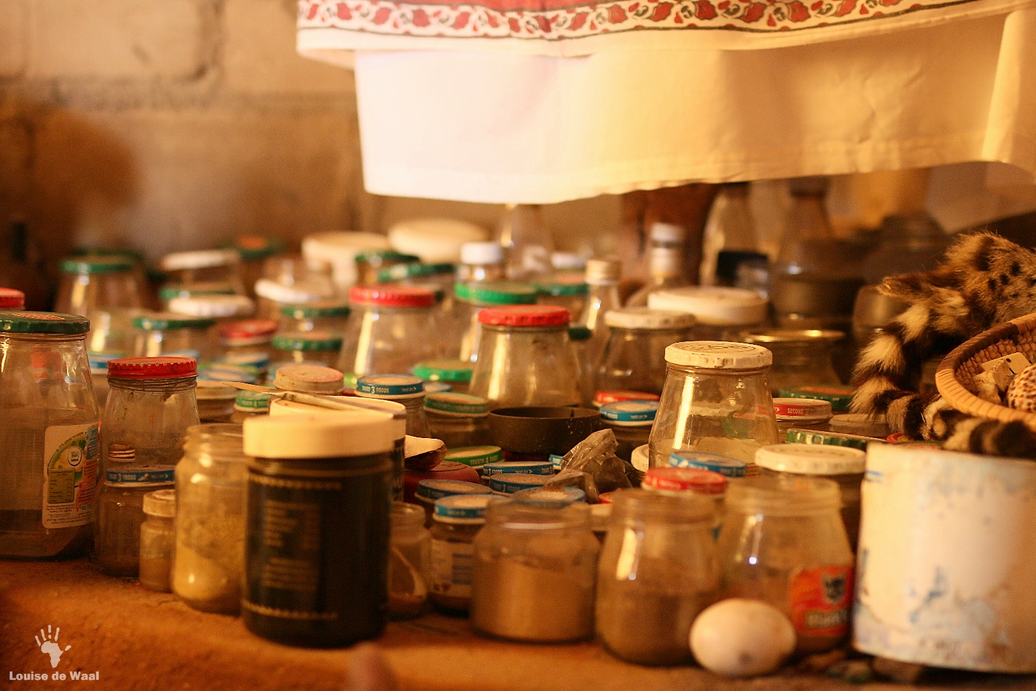 Traditional healer's medication Limpopo