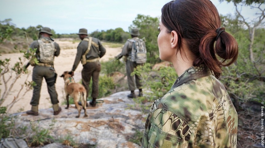 Stroop anti-poaching units in Kruger South Africa