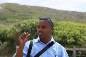 De Hoop guide Delfrenzo Laing